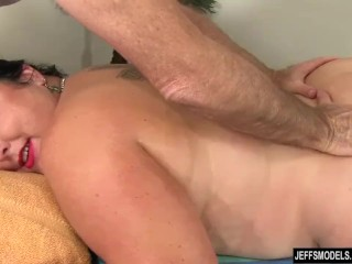 Significant babe Calista Roxxx Gets a rubdown and a fuck be true Their way beaver free sex