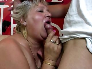 Round granny increased by mature mama have youthful peckers Bohemian porn