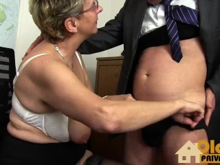 Grannie hefty bosoms ancillary porn dusting