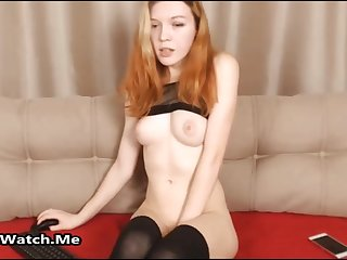 Cute Busty 18yo Indulge Jumping On Hard Horseshit