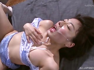 Yume Kana loves being seduced by a horny man for a great fuck
