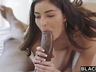 BLACKED Trainer Academy Girl Vengeance Pounds Her Schoolteachers BIG BLACK COCK